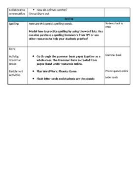 Unit 2 Bundle Lesson Plans- Wonders Reading 2nd Grade Weeks 1-5