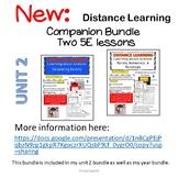 Unit 2 Companion Bundle - Distance Learning - M, NM, Metal