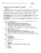 Unit 2 Engineering Process Study Guide HMH Tennessee Science