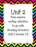 Unit 2 Four Square Bundle