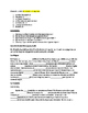 Unit 1 French 2 C'est a Toi Guided notes