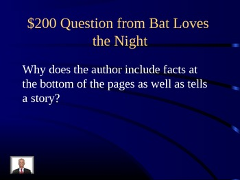 Unit 2 Lesson 6 Bat Loves the Night (Journeys)