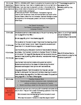 Unit 2 Module A Lesson 10 ReadyGEN Grade 3 The Year of Miss Agnes