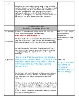 Unit 2 Module B Lesson 13 Grade 3  ReadyGEN Around the World on Neighbors' Day