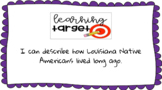 Unit 2 Native Americans- Louisiana Believes 3rd Grade