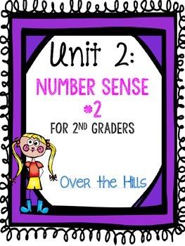Unit 2: Number Sense Part 2 for Second Grade