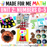 Unit 2: Numbers 0-5 (Made For Me Math)