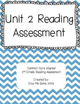 Unit 2 Reading Assessment