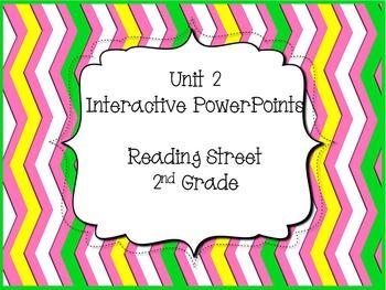Unit 2, Reading Street, 2nd Grade, PowerPoints