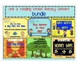 Unit 2 Reading Street Common Core Literacy Centers BUNDLE