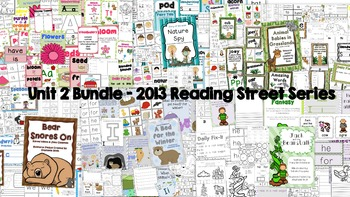 Unit 2 - Scott Foresman Reading Street® Resource Packets - Bundle Pack (2013)