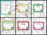 Unit 2 Stories 6-10 Journeys {spelling, grammar, and phonics practice} Bundle