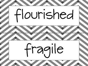 Wonders Unit 2 Vocabulary Cards