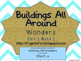 Wonders: Unit 2 Week 2 (short u)