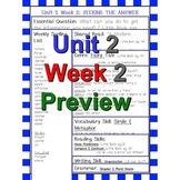Unit 2 Week 2 Skills Guide Grade 5 Grade McGraw Hill Wonde