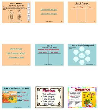 Unit 2 Week 4 - Lesson - The Big Circle - Lesson Bundle (Versions 2013, 11, 08)