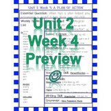 Unit 2 Week 4 Skills Guide 5 Grade based McGraw Hill Readi