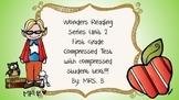 Wonders Unit 2 Weekly Assessments compressed