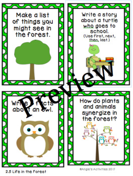 Unit 2 Writing Prompts Bundle (Reading Street - 1st Grade)