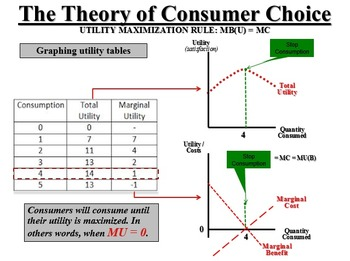 Unit 2.3 Behind the Demand Curve  - Utility and Elasticity Lecture