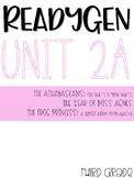 Unit 2a ReadyGen 3rd Grade Packet (Growing)