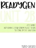 Unit 2b ReadyGen 3rd Grade Packet (Growing)