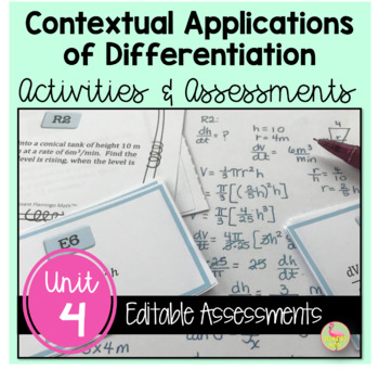 Calculus: Applications of Differentiation Review & Assessm
