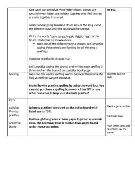 Unit 3 Bundle Lesson Plans- Wonders Reading 2nd Grade Weeks 1-5