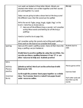 Unit 3 Bundle Lesson Plans- Wonders Reading 2nd Grade Weeks 1-5