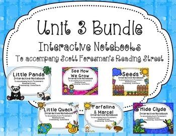 Unit 3 Bundle Interactive Notebook Journal