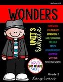 Unit 3 Bundle WONDERS 2nd Grade