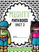 Unit 3 Challenge Math Boxes for Everyday Math 4,1st grade