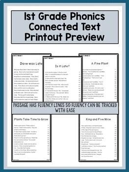 Unit 3 Wonders Phonics Lessons and Phonics Passages   Phonics Practice