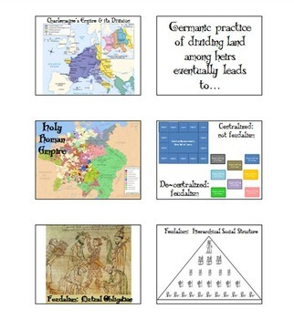 Units 3-4 Curriculum Bundle for World History (Postclassical World)