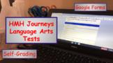Unit 3 *DIGITAL* Language Arts Tests ~ 2nd Grade ~ Journeys ~ Distance Learning