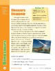 Unit 3: Dinosaurs: Concepts (Skill Sharpeners: Science)
