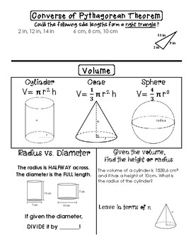 Unit 3 (Equations and Application of Exponents) Georgia Milestone Review