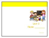 Unit 3 Everyday Math Independent Station (Enrichment)