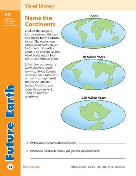 Unit 3: Future Earth: Concepts (Skill Sharpeners: Science)