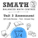 SMATH Unit 3: Geometry Unit Test and QR Code Review