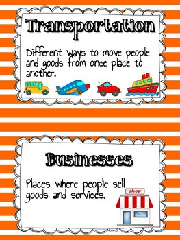 Government & Citizens (Social Studies) - Grade 2