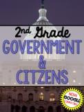 2nd Grade Government & Citizens (Social Studies)