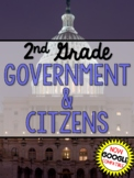 2nd Grade Government Citizens Social Studies Distance Lear