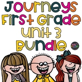 Unit 3 Bundle Journeys 1st Grade Supplement Activities