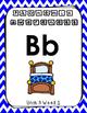 Unit 3 Kindergarten Reading Street Focus Wall Weeks 1-6 Chevron