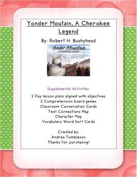 Yonder Mountain, A Cherokee Legend, Journeys