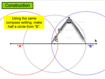 Unit 3 Lesson 4: Constructing Perpendicular and Parallel Lines