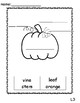 Unit 3 October Labeling