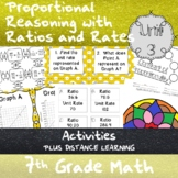 Unit 3-Proportional Reasoning with Ratios and Rates-Activi