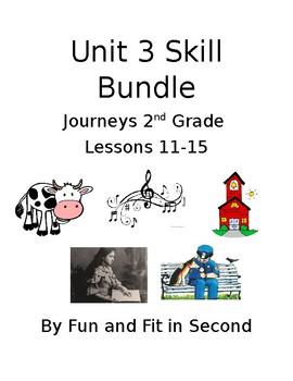 Unit 3 Reading Skills Bundle